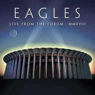 Live From The Forum MMXVIII - EAGLES THE [Vinyl album]